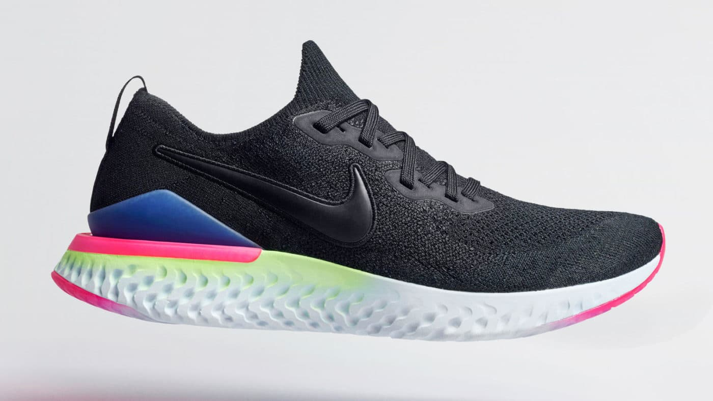 Nike dévoile sa nouvelle Epic React Flyknit 2