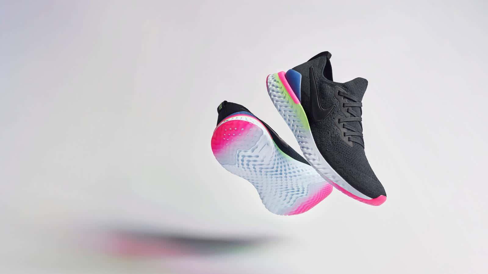 a0de05be760705 Nike dévoile sa nouvelle Epic React Flyknit 2
