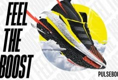 Image de l'article adidas Pulseboost HD, « Feel the boost »