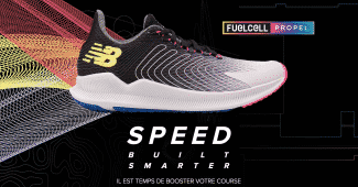 Image de l'article New Balance FuelCell Propel, boostez votre course