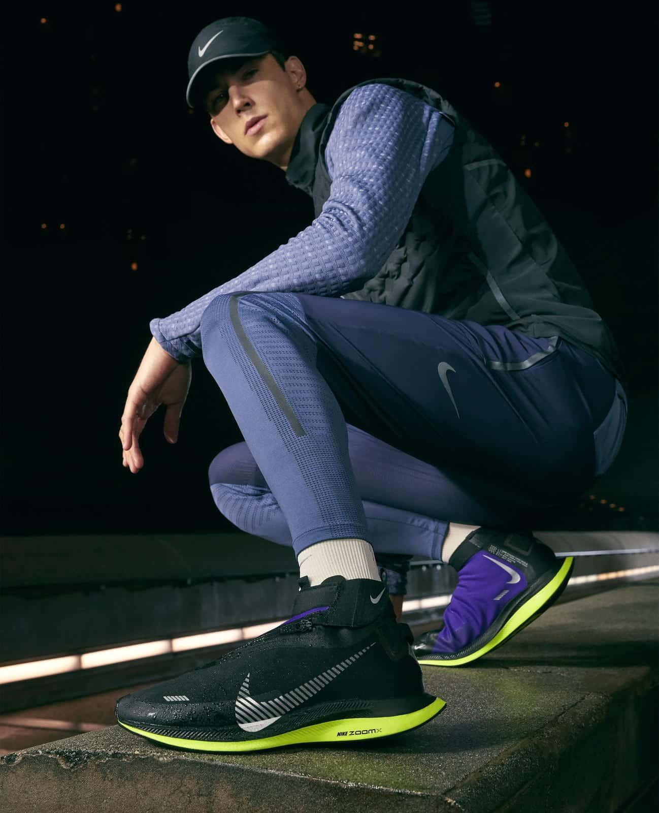 L'hiver vient, découvrez la capsule Nike Running Shield