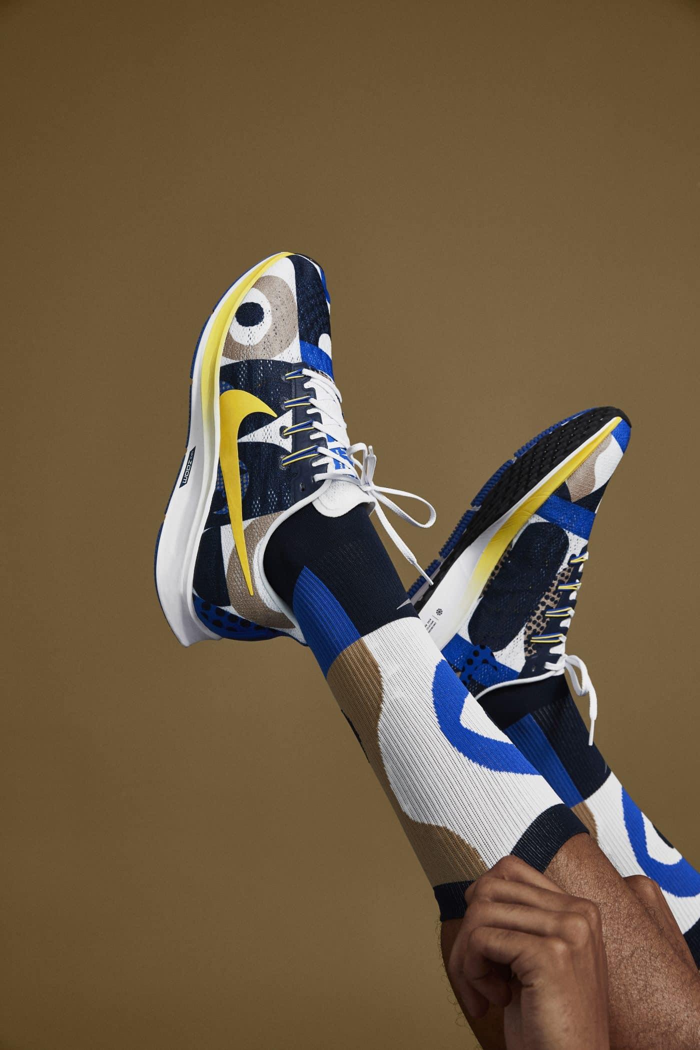 Nike Running x Cody Hudson pour la collection AIR runpack.