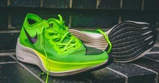 Image de l'article Les chaussures à plaque de carbone à l'assaut des records