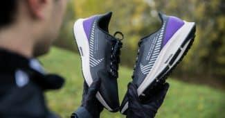 Image de l'article Anthony Guillard et Dimitri Pasquereau testent la Nike Pegasus 36 Shield!