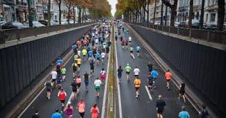Image de l'article Le semi et le marathon de Paris décalés aux 5 septembre et 17 octobre 2021