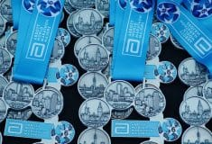 Image de l'article Infographie : Top 3 des chaussures sur les 6 World Marathon Majors en 2019