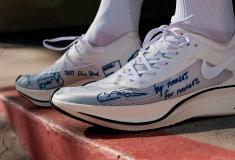 Image de l'article Nike lance une nouvelle Nike ZoomX Vaporfly Next% «Blue Ribbon»