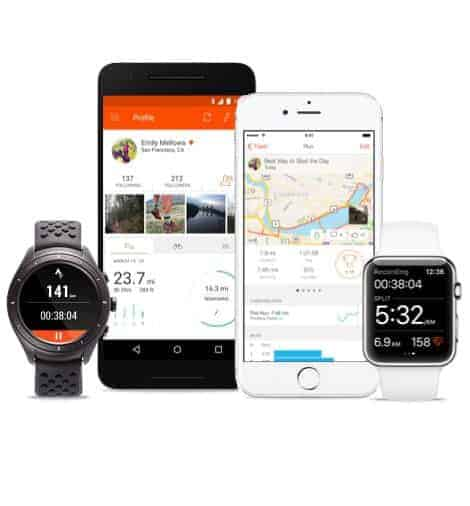 Strava-application-mobile-runpack