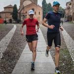 Un maillot de finisher Macron pour le Marathon de Bologne