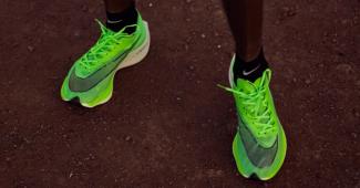 Image de l'article Des athlètes adidas et Under Armour maquillent des Nike Vaporfly Next%