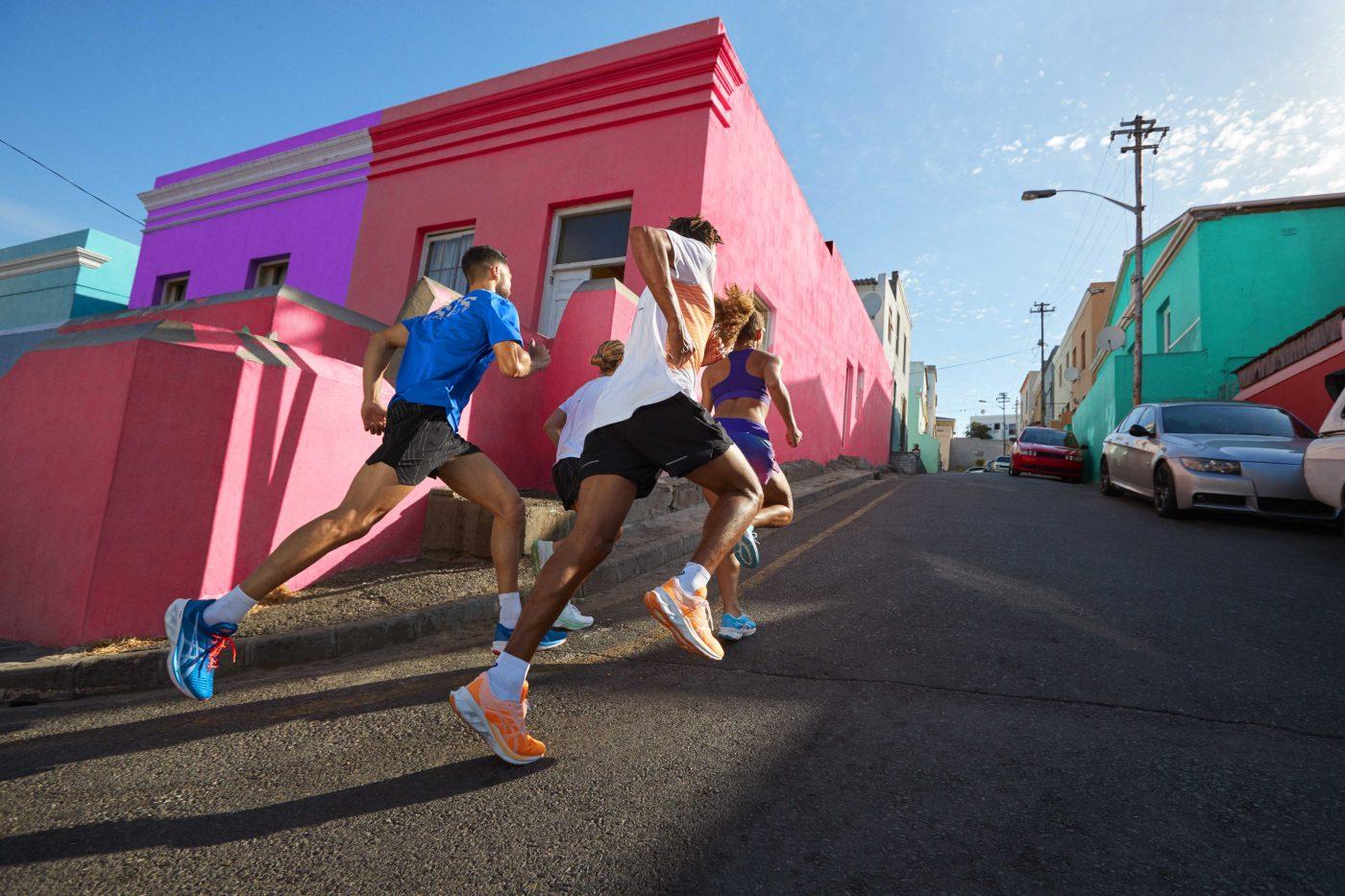 Une nouvelle chaussure chez Asics : la Novablast Runner's