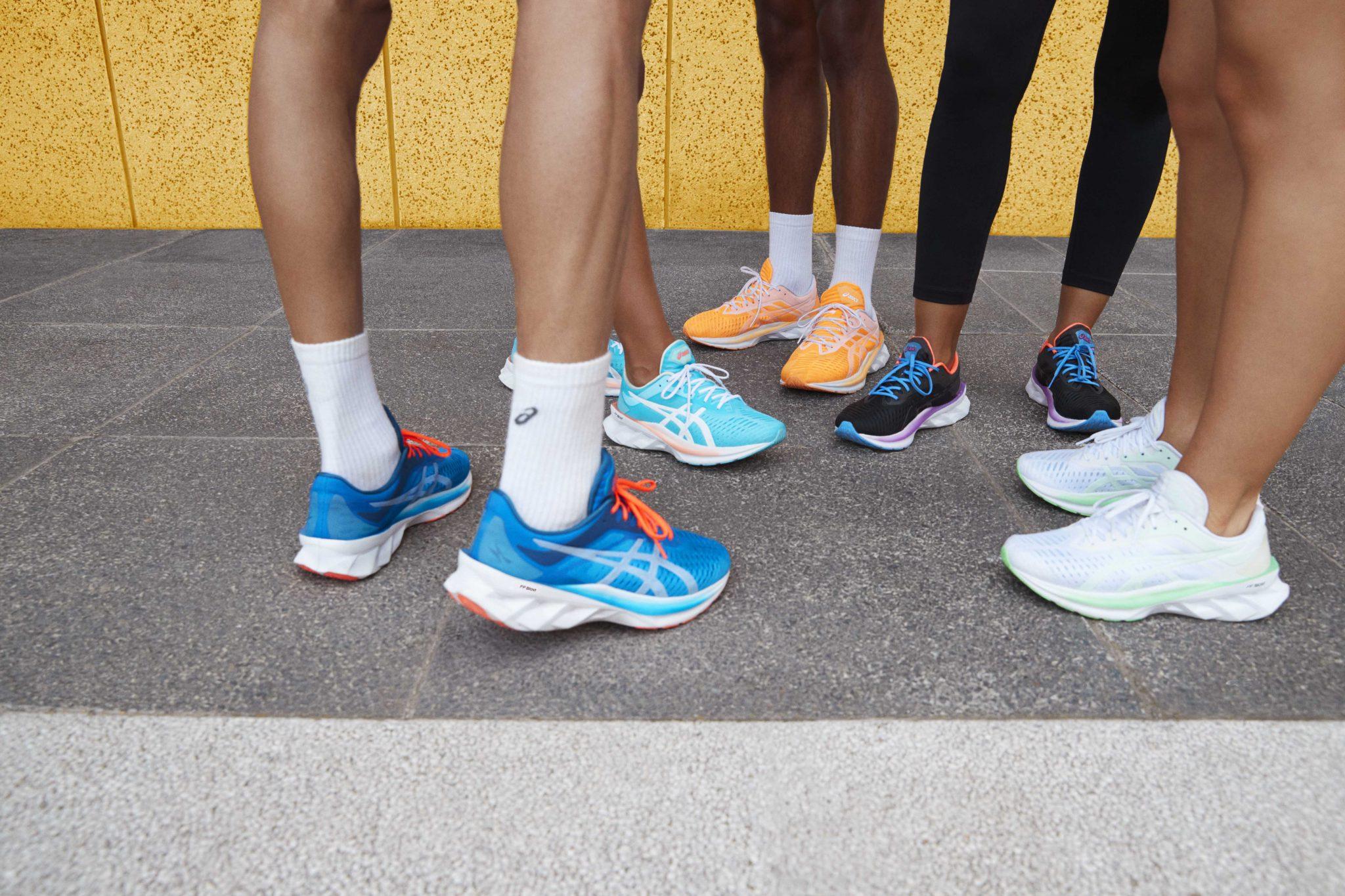 Une nouvelle chaussure dynamique chez Asics : la NOVABLAST