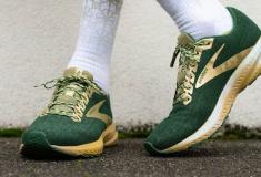 Image de l'article La Brooks Launch 7 Run Lucky en édition limitée pour la St Patrick