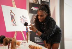 Image de l'article Une barbie à l'effigie de la sprinteuse britannique Dina Asher-Smith