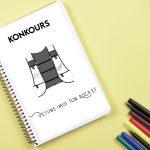 Un concours de dessin pour gagner votre sac gilet Rocket de KINETIK