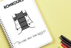 Image de l'article Un concours de dessin pour gagner votre sac gilet Rocket de KINETIK