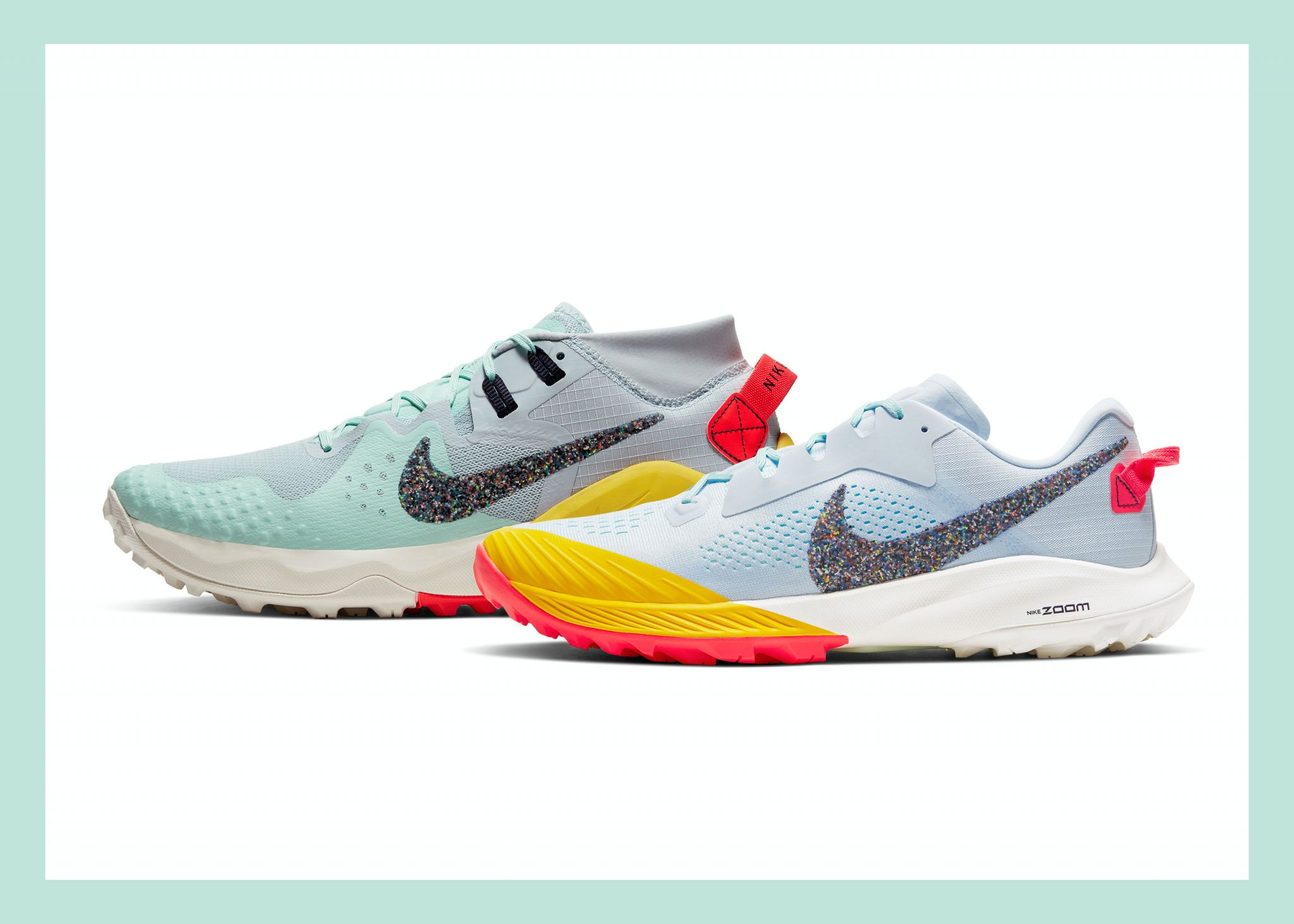 Nike dévoile des nouveautés pour sa gamme de chaussures de