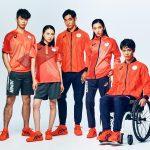 Asics dévoile les tenues du Japon pour les Jeux Olympiques de Tokyo 2020