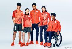 Image de l'article Asics dévoile les tenues du Japon pour les Jeux Olympiques de Tokyo 2020