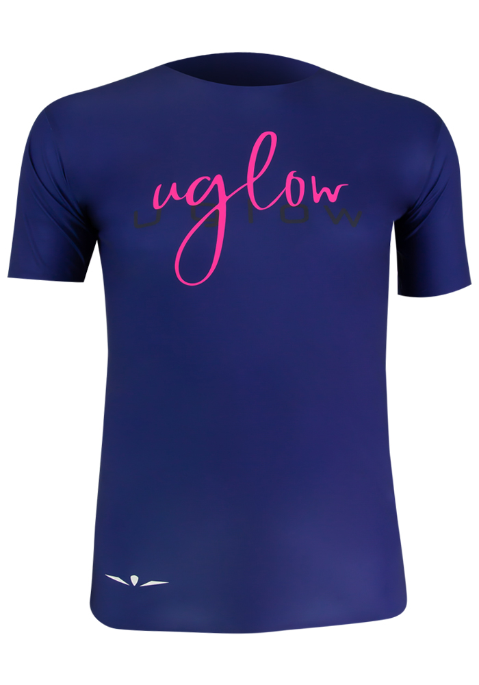 Uglow-collection-capsule-1-t-shirt-homme-Super-Speed-AERO-bleumarine