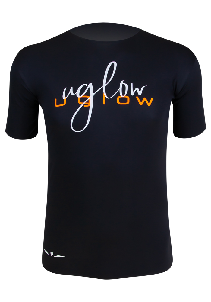 Uglow-collection-capsule-1-t-shirt-homme-Super-Speed-AERO-orange