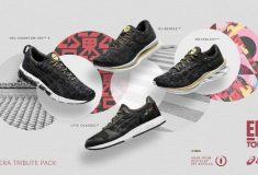 Image de l'article Asics lance une gamme de chaussures éco-responsable