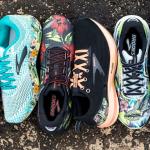 Les chaussures Brooks passent en mode été avec la collection Tropical