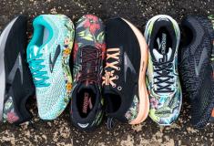 Image de l'article Les chaussures Brooks passent en mode été avec la collection Tropical