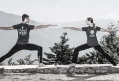 Image de l'article Interview de Bénédicte Opsomer et Pascal Jover, fondateurs du Running Yoga