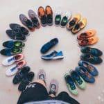Qui est la marque de chaussure de running chinoise 361° ?