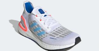 Image de l'article Ultraboost SUMMER.RDY, la chaussure pour les runs estivaux