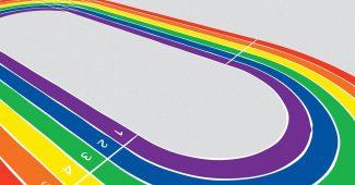 Image de l'article Brooks sort une nouvelle collection Run Proud pour célébrer l'amour et la communauté LGBT