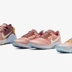 Un nouveau coloris pour la gamme trail femme de Nike