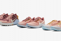 Image de l'article Un nouveau coloris pour la gamme trail femme de Nike