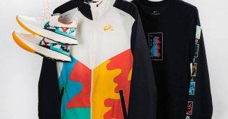 Image de l'article Nouvelle collection A.I.R. de Nike par A. Savage