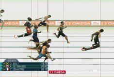 Image de l'article Médaille de bronze pour Christophe Lemaitre à Rio en 2016 #COURSESDELÉGENDE