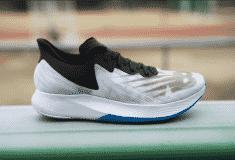 Image de l'article FuelCell TC, la chaussure à plaque de carbone de New Balance