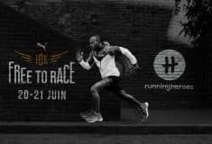 Image de l'article Puma et Running Heroes organisent le 10K Free to Race !
