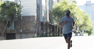 Image de l'article ASICS dévoile son masque spécialement conçu pour le running