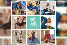 Image de l'article Brooks a offert plus de 45 000 paires au personnel soignant!