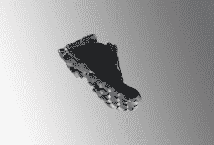 Image de l'article On Running dévoile un coloris full black de la Cloudventure Peak