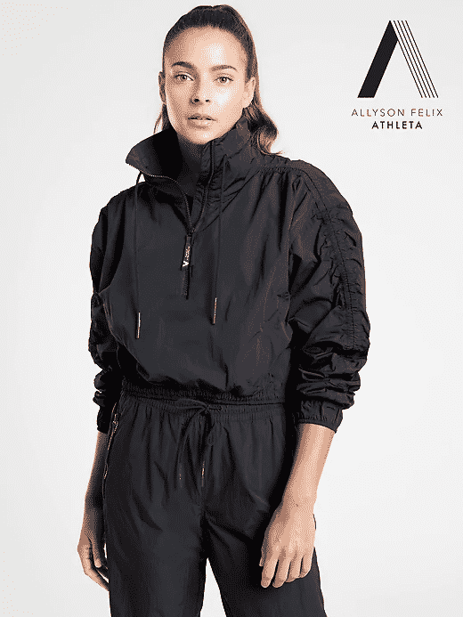 Allyson_Felix_Athleta_Legend_Crop_Half-Zip_Jacket