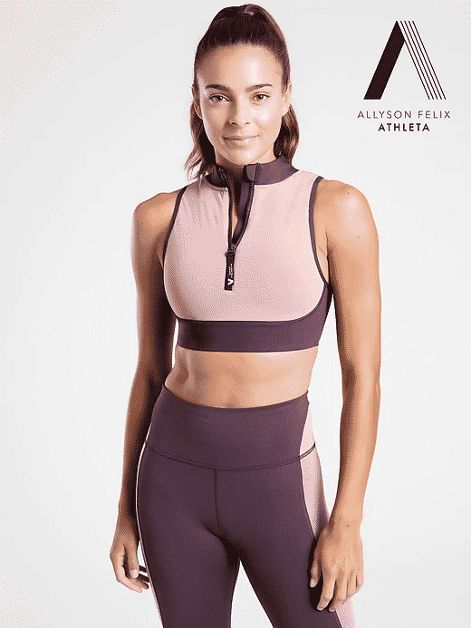 Allyson_Felix_Athleta_Legend_Zip_front_Bra