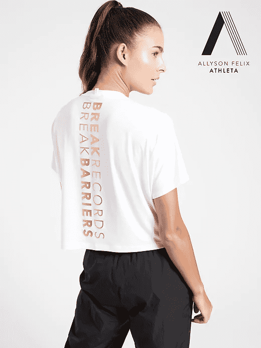 Allyson_Felix_Athleta_Veste_Legend_Short_Sleeve_Tea
