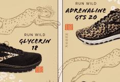 Image de l'article Brooks complète sa collection Run Wild avec une Adrenaline GTS 20 et une Glycerin 18