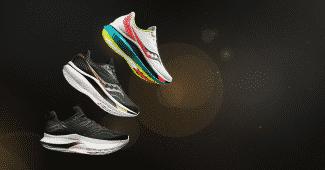 Image de l'article L'Endorphin Speed et l'Endorphin Shift disponibles dans un nouveau coloris noir