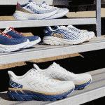 Hoka One One dévoile sa nouvelle collection «Team kit» inspirée des Jeux Olympiques et du drapeau français