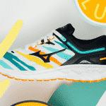 Collab Mizuno x Ceizer pour une Wave Skyrise édition Marathon d'Amsterdam