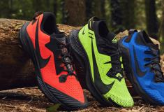 Image de l'article Nouveaux coloris ultra vifs pour la gamme trail de Nike