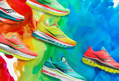 Image de l'article Saucony a lancé sa collection mutant haute en couleurs